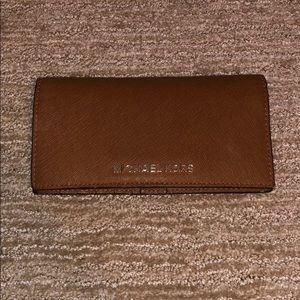 MK slim wallet